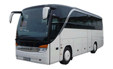56 Passenger Luxury Coach