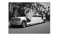 Hummer H-2 Jet Door Super Stretch Limo
