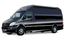 Luxury Limo Van Srinter - Mercedes