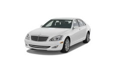 Mercedes Benz S550 White